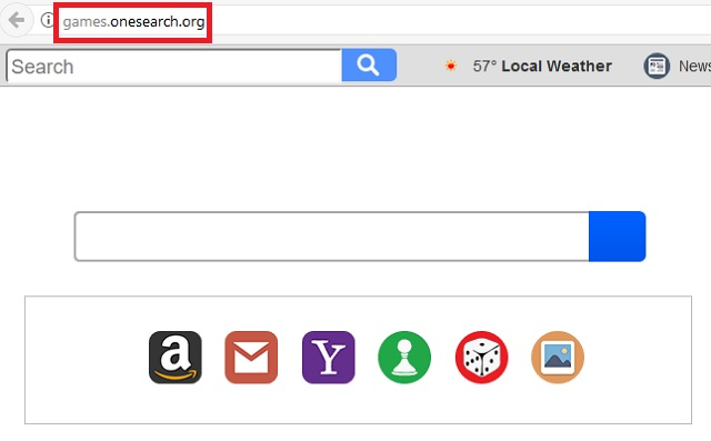 Remove Games.onesearch.org